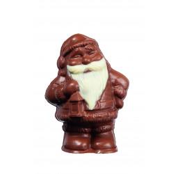 Père Noël 14cm-125g lait