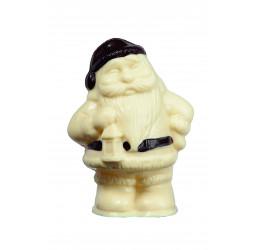 Père Noël 14cm-125g blanc