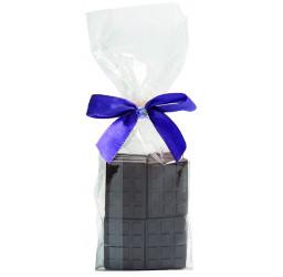 Chocolat sans sucre...
