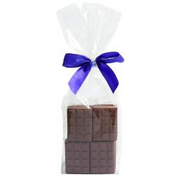 Chocolat sans sucre ajouté...