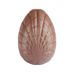 Œuf M garni 13 cm chocolat...