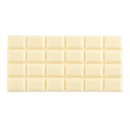 Tablette blanc 100g