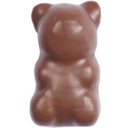 Ourson guimauve chocolat au...