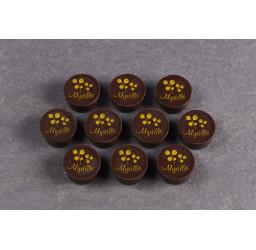 Ballotin myrtilles noir 224g