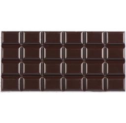 Tablette noir pur cacao 80%...