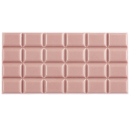 Tablette chocolat ruby 100g